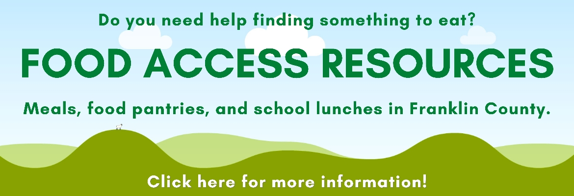 Food Access Resources