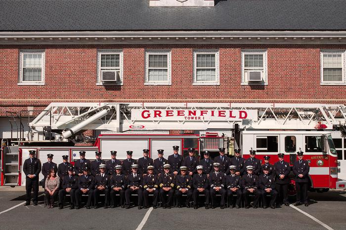 Fire Department City Of Greenfield Ma