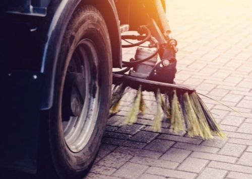 Street Sweeping - Dated 3-24-2021